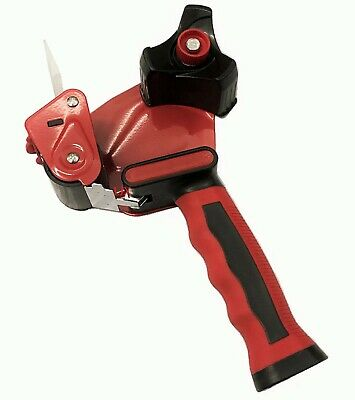 Heavy Duty Tape Gun Dispenser Packing Machine Shipping Grip Roll Sealing Cutter