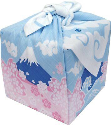 Japanese wrapping cloth FUROSHIKI FUJI MOUNTAIN MADE IN JAPAN 50cm