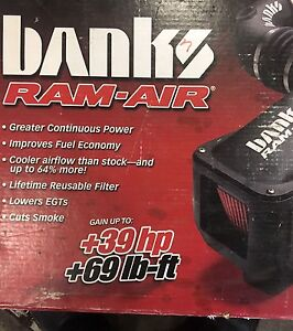 Banks Ram -Air