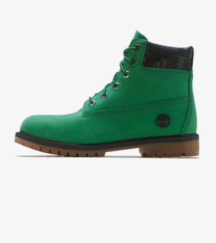 """Junior Timberland 6"""" NBA Boston Celtics / TB0A286FH31 / A286F GS Big Kids Green"""