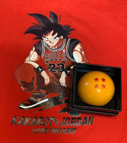 4 Star Dragon Ball Z Herb Spics Metal Grinder /Kitchen Crusher with Gift Box