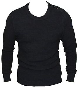 G-STAR RAW Men's AVIHU R KNIT/Jumper Size M