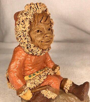 KANUK-R 1981~Tom Clark Gnome~Cairn Studio Item #165~Ed #28~Story Is Included
