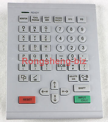 1pc New M50m64m500m520 Mitsubishi Cnc Keypad Panel Rs8