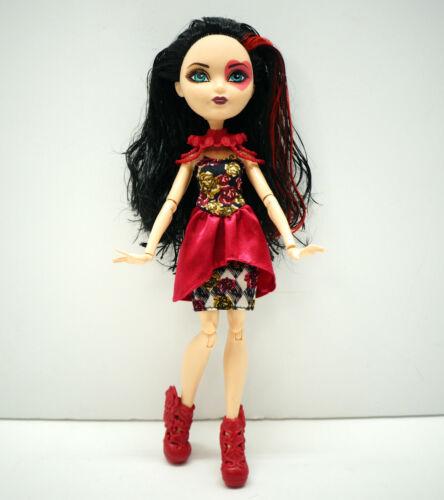 Ever After High Lizzie Hearts Spring Unsprung Doll Mattel 2014