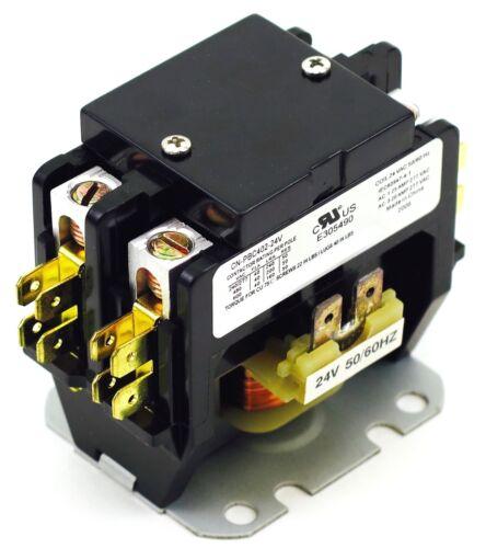 Definite Purpose Contactors Choose Amp, Poles, Coil Voltage
