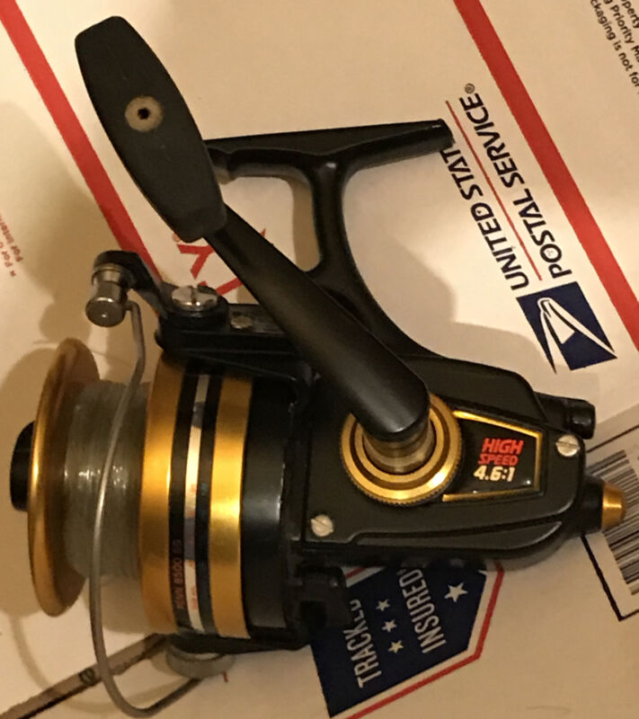 Penn 8500SS Heavy Action Spinning Reel. Made in America. Very Nice.