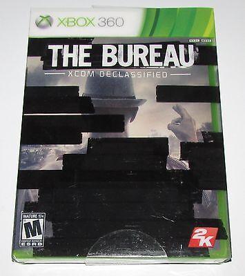 The bureau xcom declassified for xbox 360 brand new for The bureau xbox 360