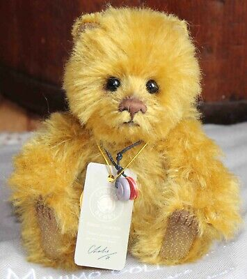 Charlie Bears Butterball Minimo 2016 Isabelle Lee 6.5