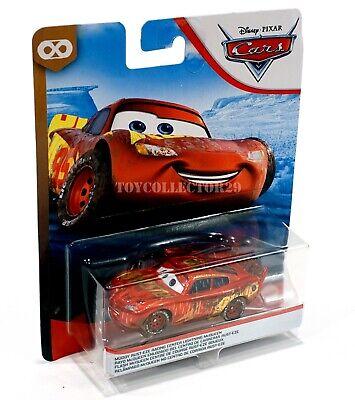 Disney Pixar Cars Muddy RUST-EZE Racing Center Lightning McQueen Thunder Hollow