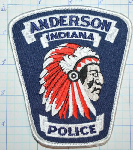 INDIANA, ANDERSON POLICE DEPT PATCH