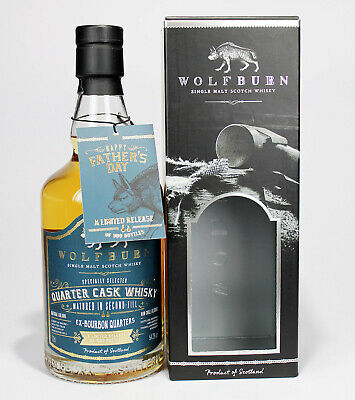WOLFBURN Father`s Day Edition 2021 Limited Edtion Toprarität