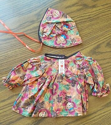 Clothes for American Girl Bitty Baby Doll Outfit Thanksgiving Fall - Thanksgiving Outfit For Girl