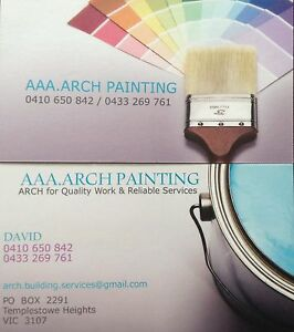 Painting Services Templestowe Manningham Area Preview