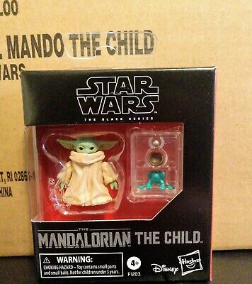 [NEW CASE-Sealed] Star Wars Black Series Mandalorian THE CHILD Action Figures
