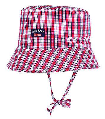 Döll Hut Jungen Baby Mütze Babymütze Sonnenhut Sonnenschutz UV Schutz 20 NEU
