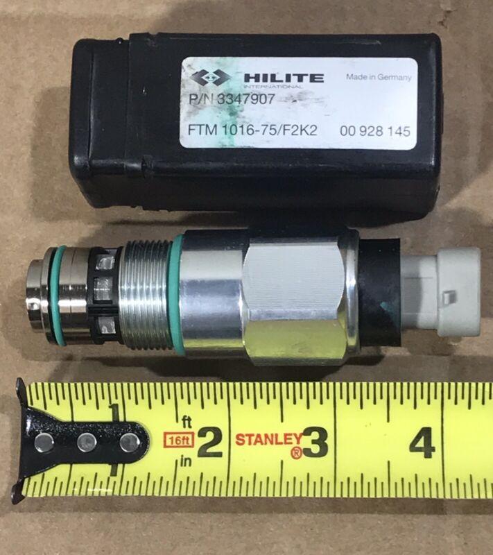 Cummins Hilite Fuel Control Actuator 3347907