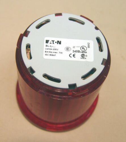 Moeller Eaton Dauerlicht SL-L-R Rot (205313)