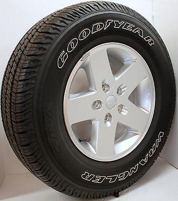New Take Off 2017 Jeep Wrangler Sport Sahara Rubicon Wheels Rims Goodyear Tires