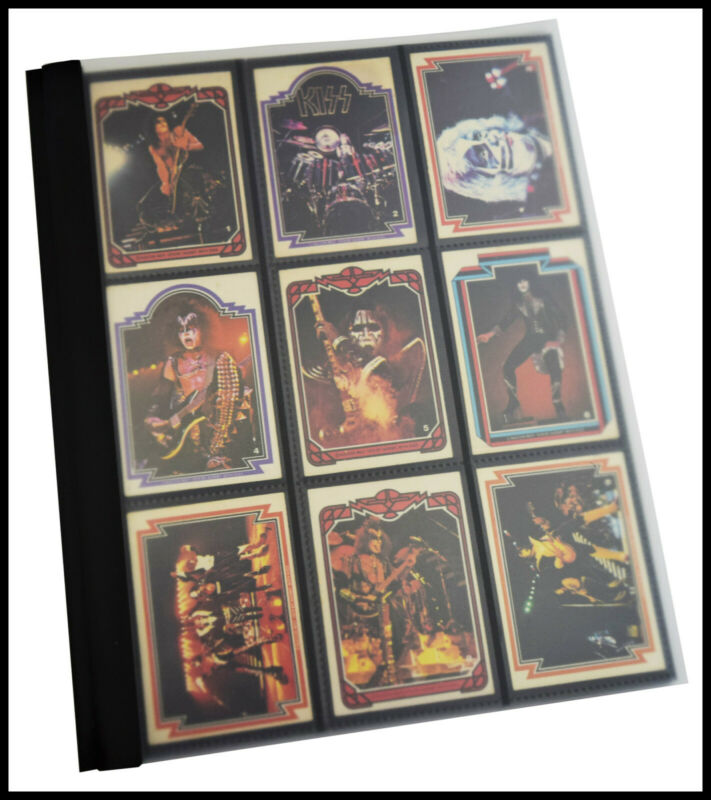 1978 Donruss Kiss Trading Cards, Series 1, Set #6