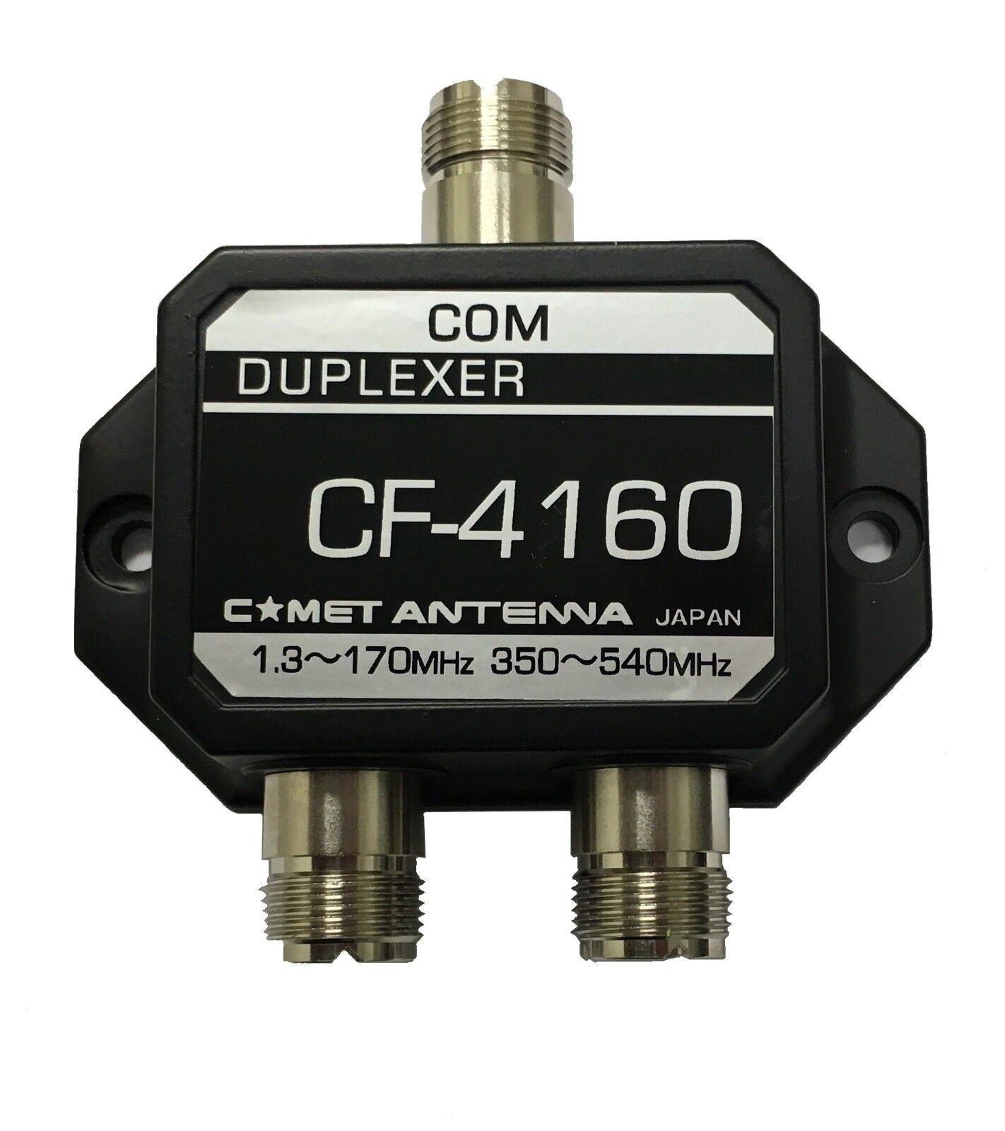 COMET CF-530 HF-6M-2M//440MHz Duplexer