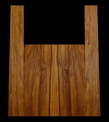 Black Limba Dreadnaught Acoustic Guitar Tonewood B & S BL85 FREE USA SHIPPING