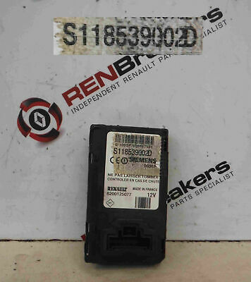 Renault Megane Convertible 2002-2008 Key Card Reader S118539002D