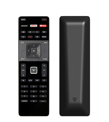US New Vizio XRT122 TV Remote with Amazon/Netflix/IHeart Key for D48D0 D48-D0