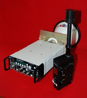 Nucomm 2ghz Campac Transmitter Channel Master Receiver Digital Microwave System