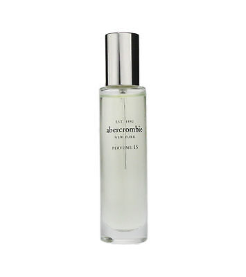Abercrombie & Fitch 'Perfume 15' 0.5oz/15ml In Box NOT SEALED for sale  Shipping to India