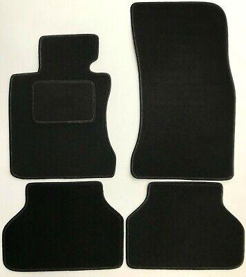Gummimatten Gummi Fußmatten 4-teilig 3D Schalen Passform BMW F10 F11 5er 10