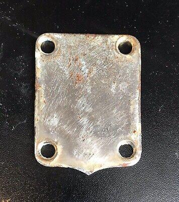 guitar neck plate