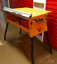 TRITON WORK BENCH with ROUTER TABLE Buderim Maroochydore Area Preview