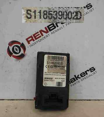 Renault Megane Convertible 2002-2008 Key Card Reader 8200125077 S118539002D