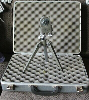 Vintage Bushnell Compact Camera Spotting Scope Tripod Stationary Legs & Case