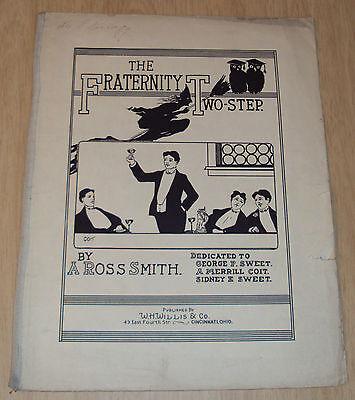 1900 Sheet Music~