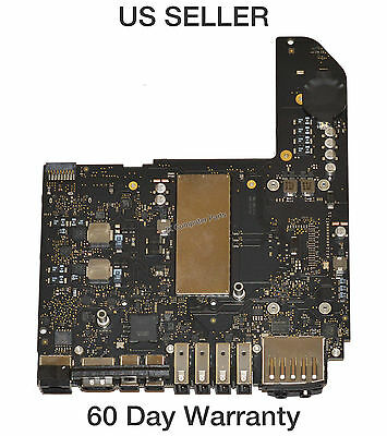 Usado, Apple Mac Mini A1347 Late 2014 Logic Board 4GB w/ I5-4260U 1.4Ghz CPU 661-01019 segunda mano  Embacar hacia Argentina
