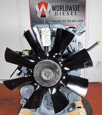 2007 International Dt466 Diesel Engine 225hp. Approx. 311k Miles. All Complete