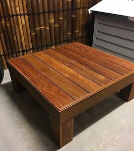 GORGEOUS OUTDOOR TABLE Riverstone Blacktown Area Preview