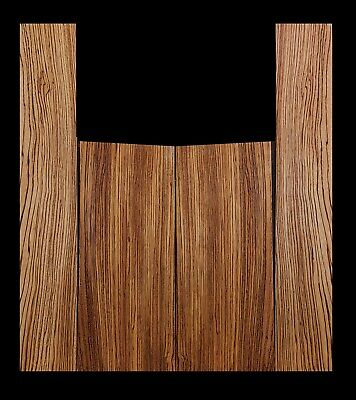 ZEBRAWOOD Dreadnaught Acoustic Guitar Tonewood B & S ZE05 FREE USA SHIPPING
