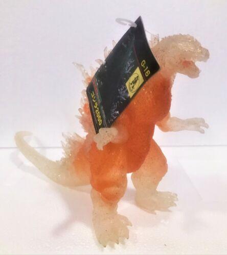 Tokyo Theater Only Godzilla 2000 Tagged MINT Bandai TOHO Movie Monsters