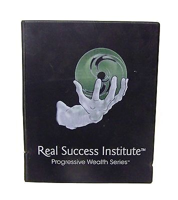 Real Success Institute Progressive Wealth Series By Daniel Wagner   16 Cd Set