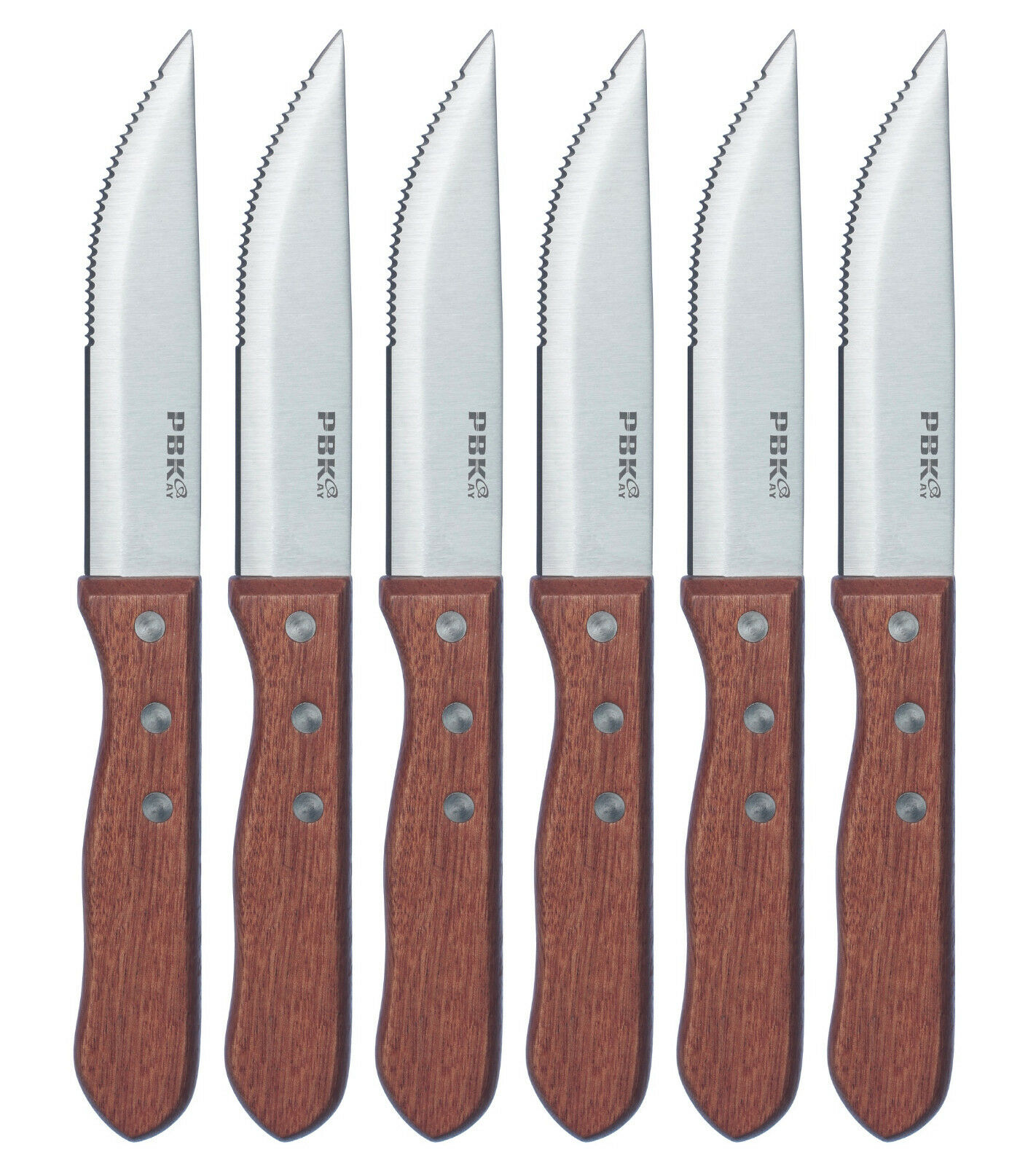Steak Knife Set / Premium Stainless steel Knives and Gift Bo