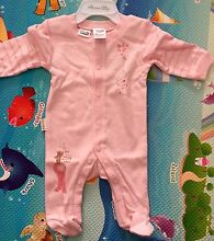 BNWT Max & Tilly 0000 girls romper Redhead Lake Macquarie Area Preview