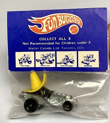 Hot Wheels Redline Zowees Desperado In Canadian Pack Fun Buggies!