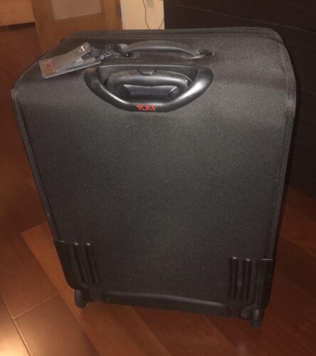 NEW RARE Tumi 24 Luggage Trip Suitcase 22024DH Black Away Rimowa Samsonite - $260.00