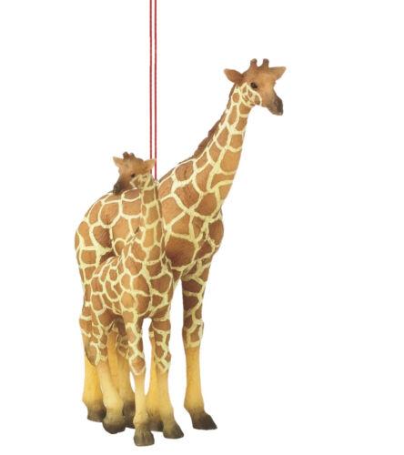 Giraffe w/Calf Ornament