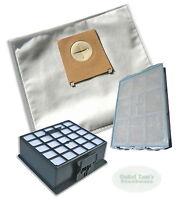 20 Sacchetto Aspirapolvere+hepa+filtro Motore Adatto A Siemens Synchropower - siemens - ebay.it