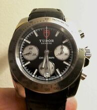 Tudor chronograph Swiss automatic Brisbane City Brisbane North West Preview