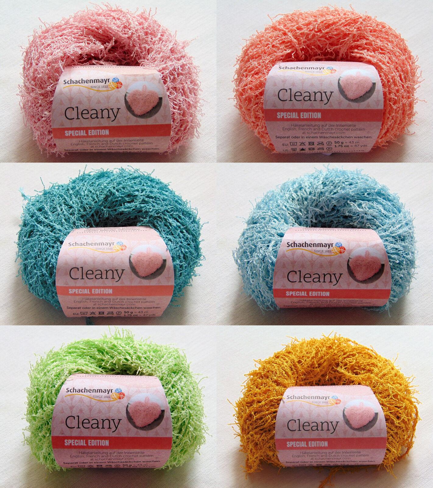 CLEANY - Schachenmayr - Sonderedition - Garn - 50 g - | Shopping ...